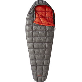 Mountain Hardwear Ghost Whisperer Sleeping Bag 4°C Long Manta Grey